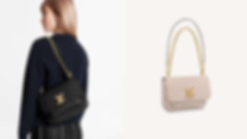 LV Lockme Chain PM手袋,NT91,000