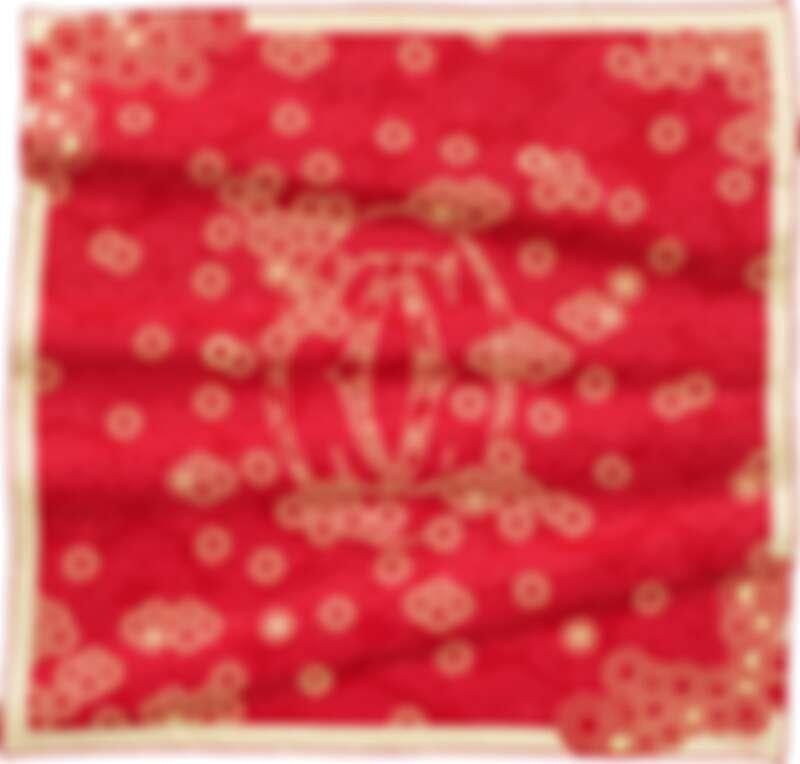 卡地亞2021農曆新年絲巾於全台專賣店限量販售