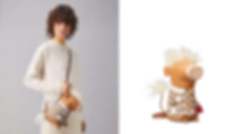 Tory Burch 牛年限定Ozzie奧斯立體玩偶型肩背包,NT21,900-2
