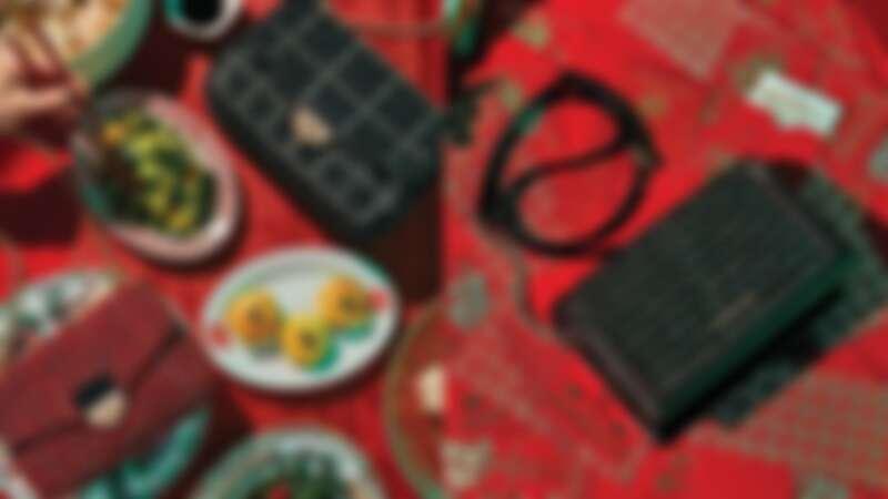 Michael Kors新年限定系列Soho包款,NT17,500