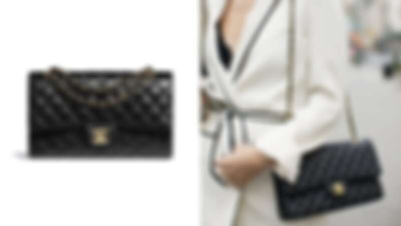 Chanel經典口蓋包,NT220,600