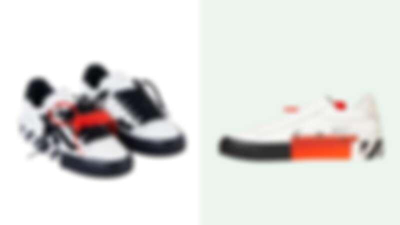 白黑箭頭低筒運動鞋,NT12,700