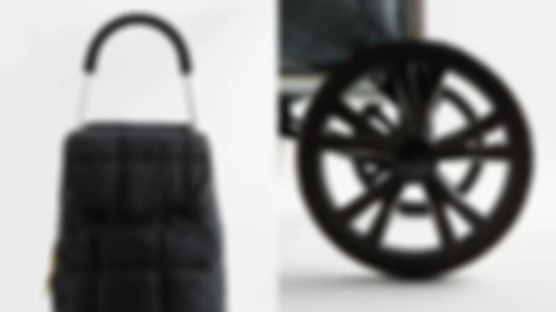 Zara絎縫購物車,NT2,490