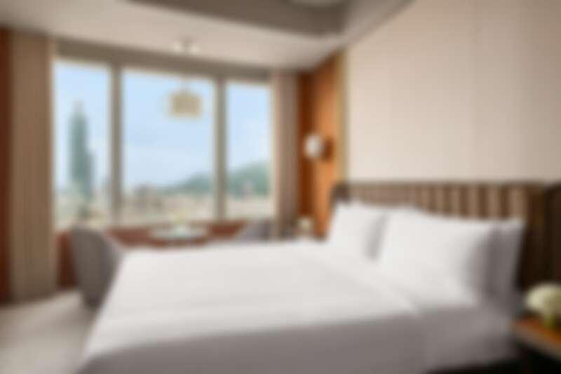 香格里拉台北遠東國際大飯店- 雅仕套房