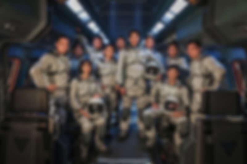 孔劉、裴斗娜、李准主演Netflix《寂靜的大海》
