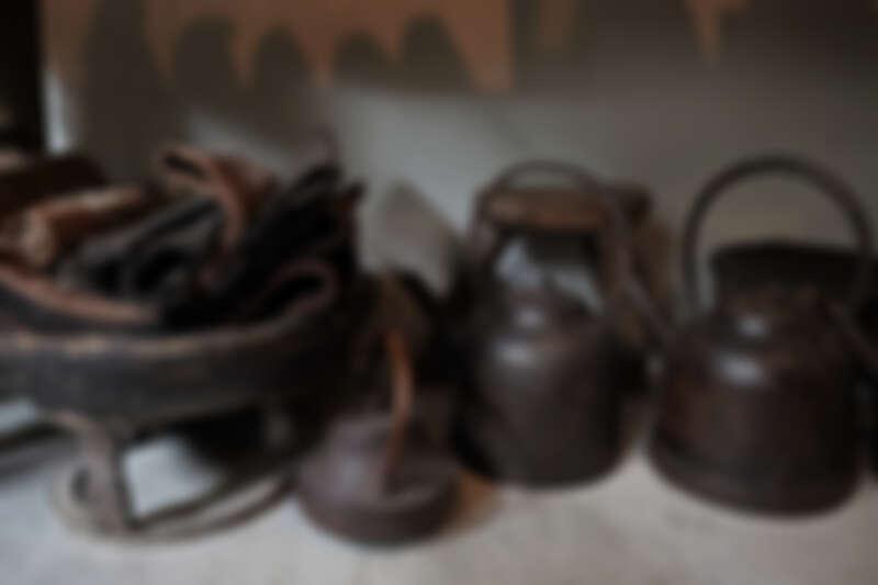 Ofelia 的收藏豐富,可以細細品味。