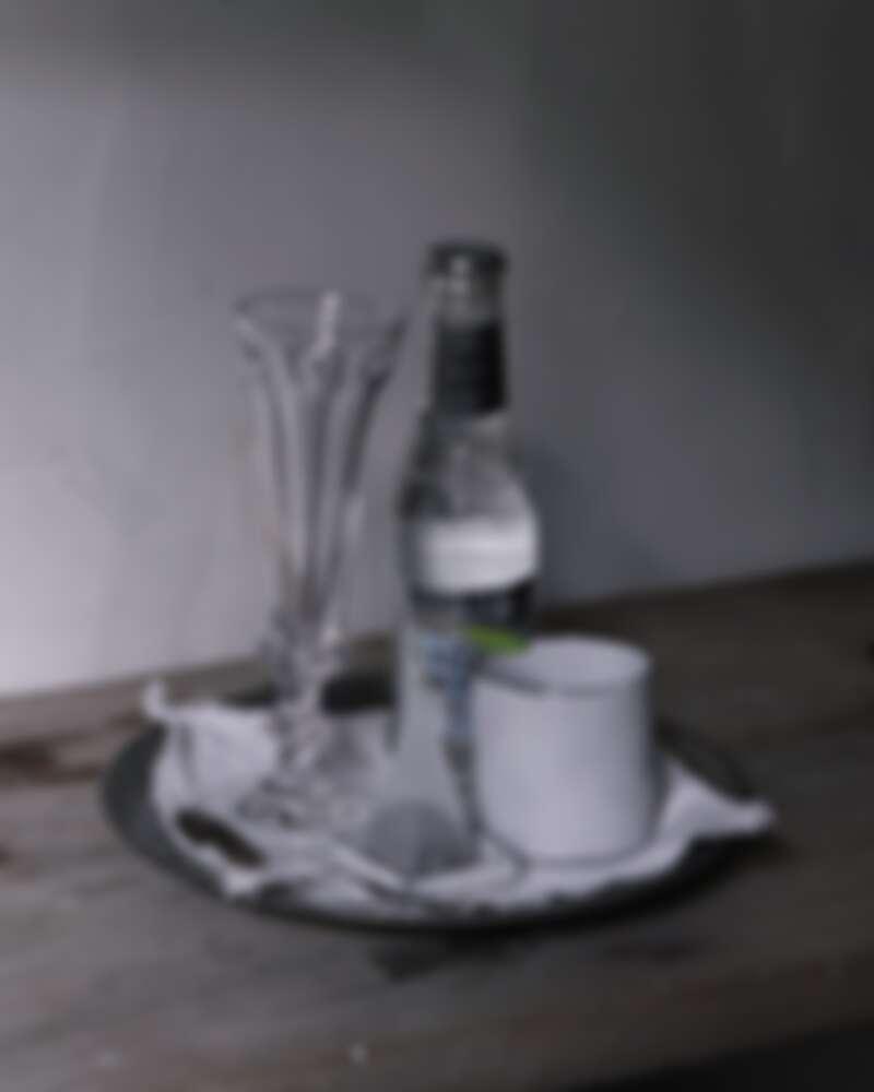 新穎的立體茶包設計。