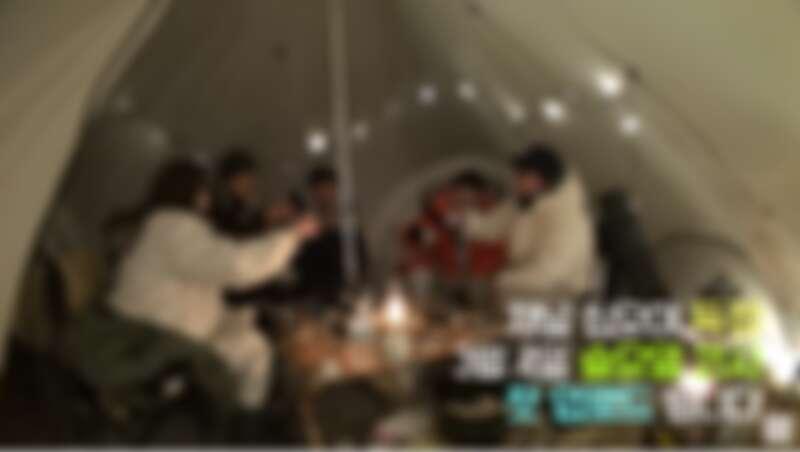 《機智露營生活》五人幫再次療癒團聚