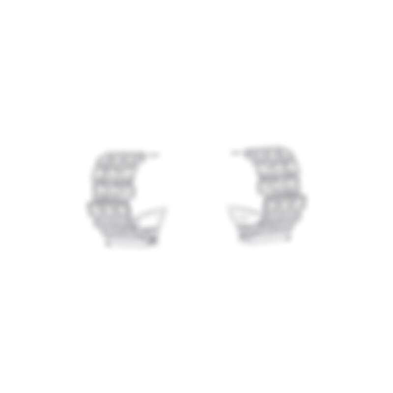 GEM DIOR 白金鑽石耳環 NTD495,000