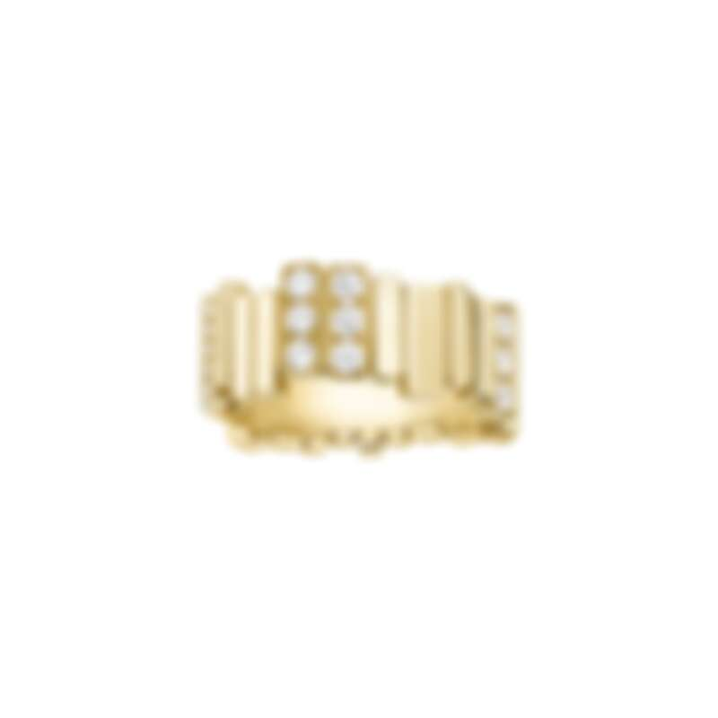 GEM DIOR 黃金鑽石戒指 NTD315,000