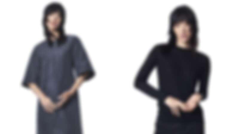 +J聯名系列輕盈上衣