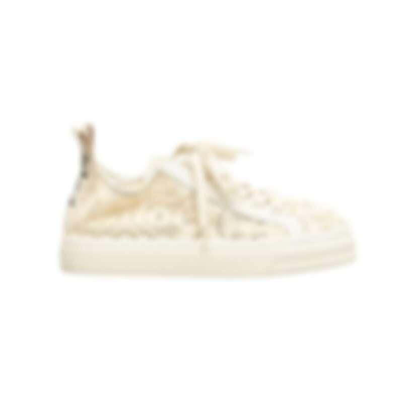 Lauren蕾絲運動鞋,NT17,200