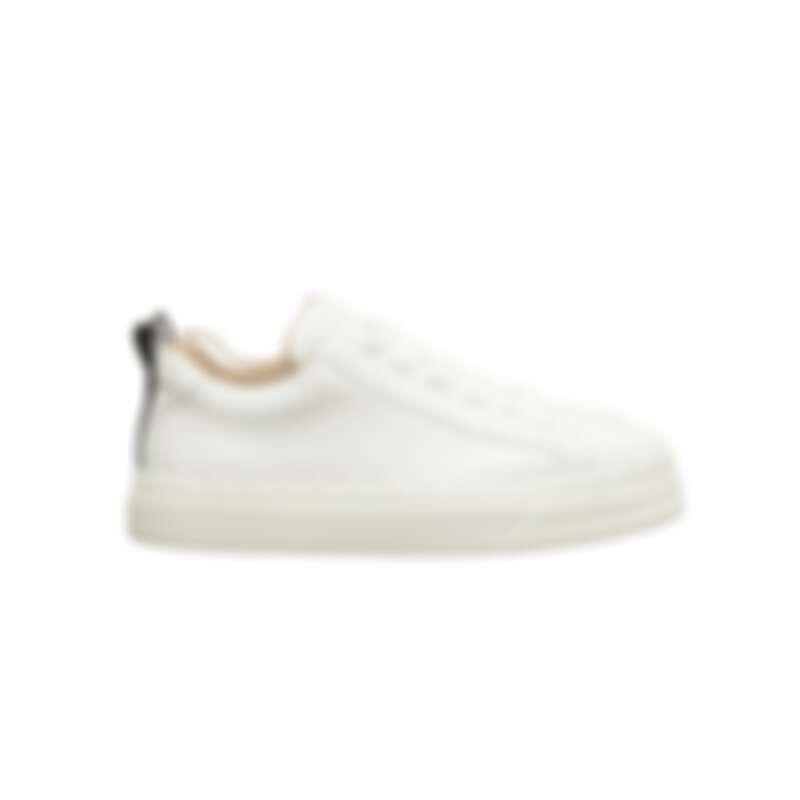 Chloé Lauren白色休閒鞋,NT17,200