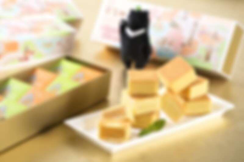 香格里拉台北遠東 The Cake Room 公益伴手禮 - 台灣鳳梨酥