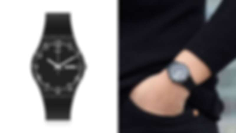 Swatch over black,NT2,200