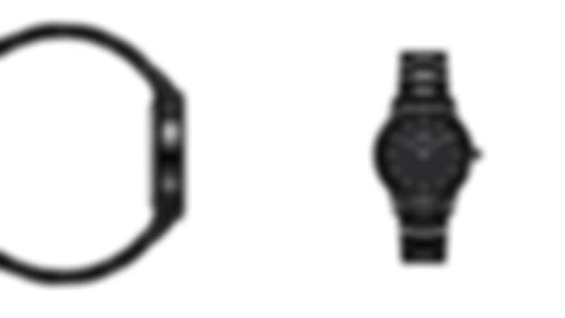 Iconic Link Ceramic 黑瓷錶