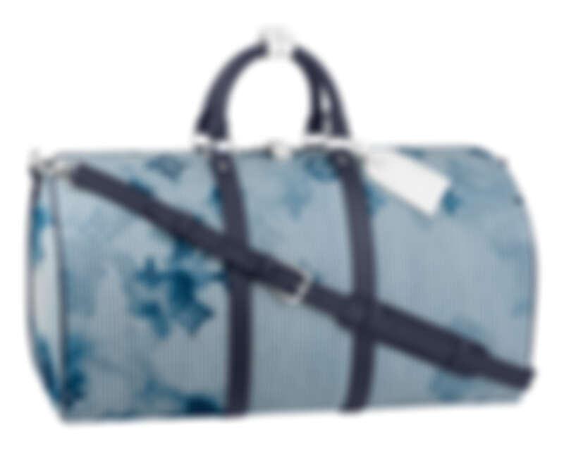 LV水彩暈染漸層Keepall提包,售價NT$94,000