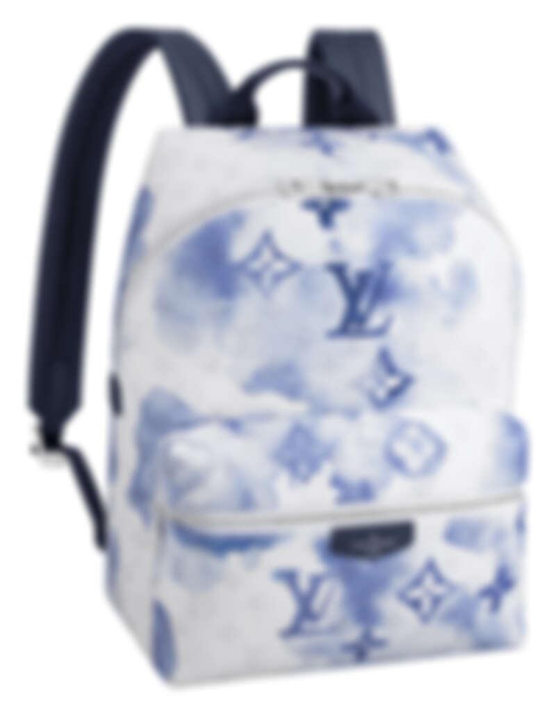 LV水彩暈染漸層Discovery Backpack,售價NT$82,000