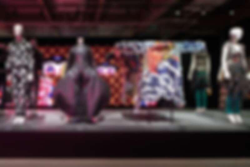 Louis Vuitton &展覽