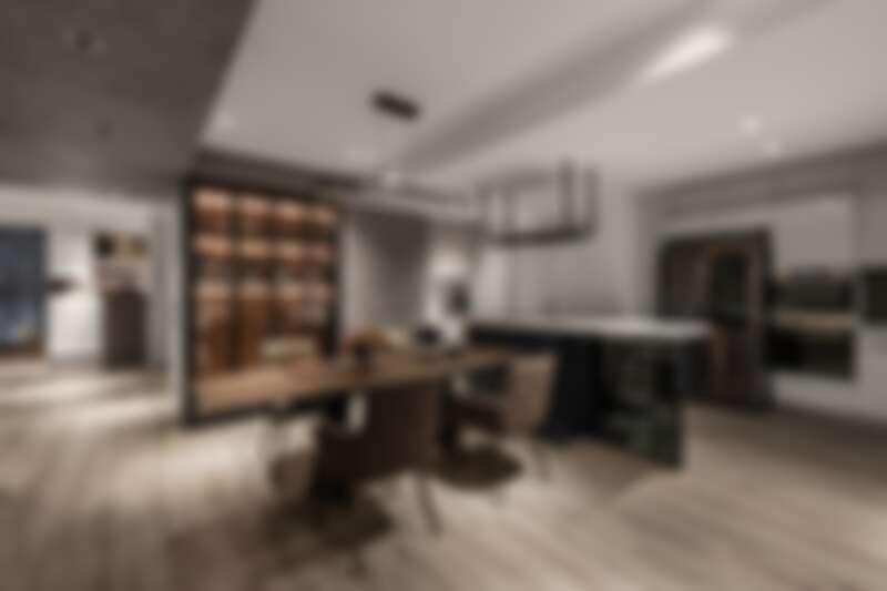 用什麼燈、用多少燈,都是細節中的魔鬼,彤雲潤景旗下團隊曾操刀文華東方與寒舍艾美燈景,如今在住宅界已打響名號。