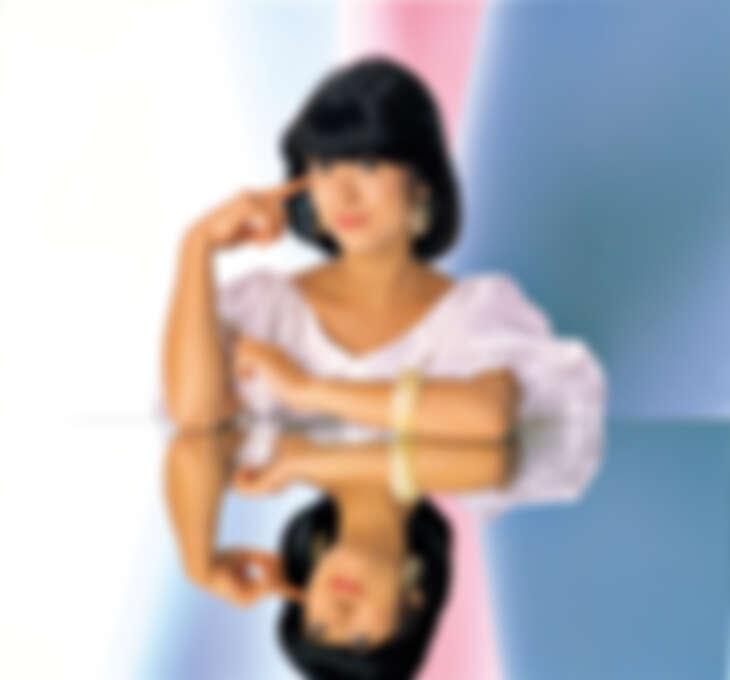 日本八○年代的人氣女偶像河合奈保子