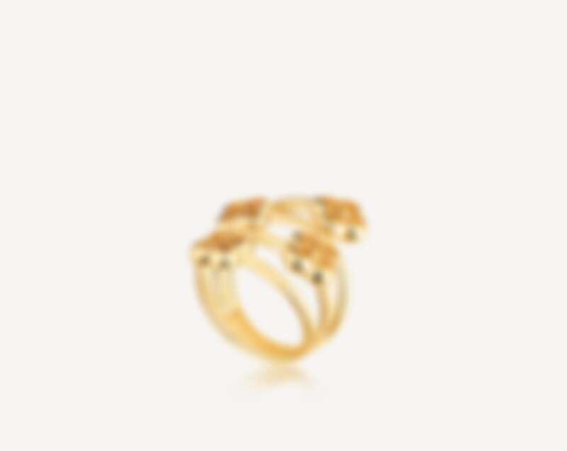 LV Flower Full戒指,NT17,900