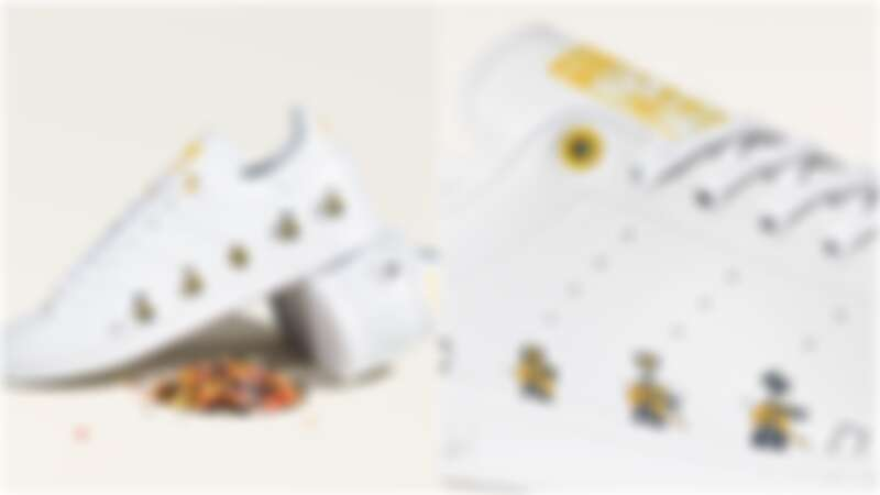 Stan Smith Walle-E瓦力鞋款,售價NT$3,690