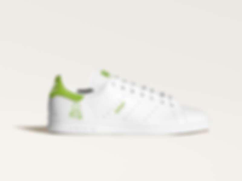 Stan Smith Tiny Kermit鞋款,售價NT$3,690
