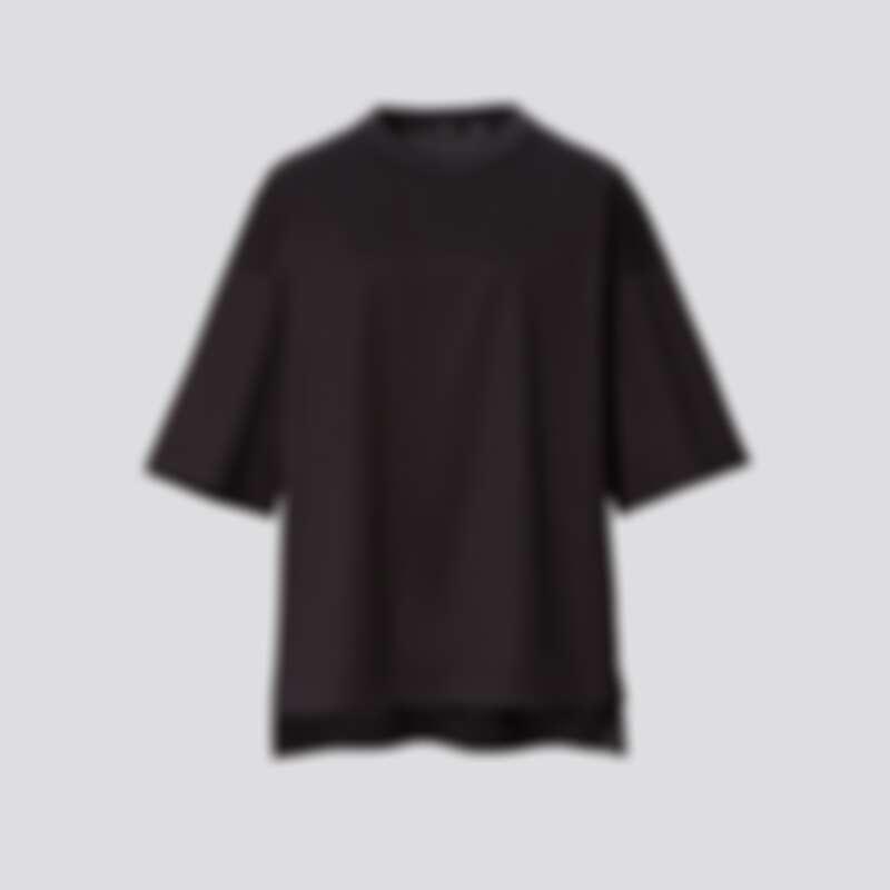 女裝 SUPIMACOTTON 寬版T恤_NT$790