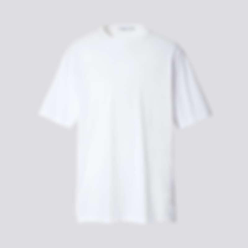 男裝 SUPIMA COTTON 寬版圓領T恤(短袖)_NT$590