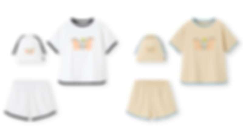 女裝家居服組UNDERCOVER,NT1,490