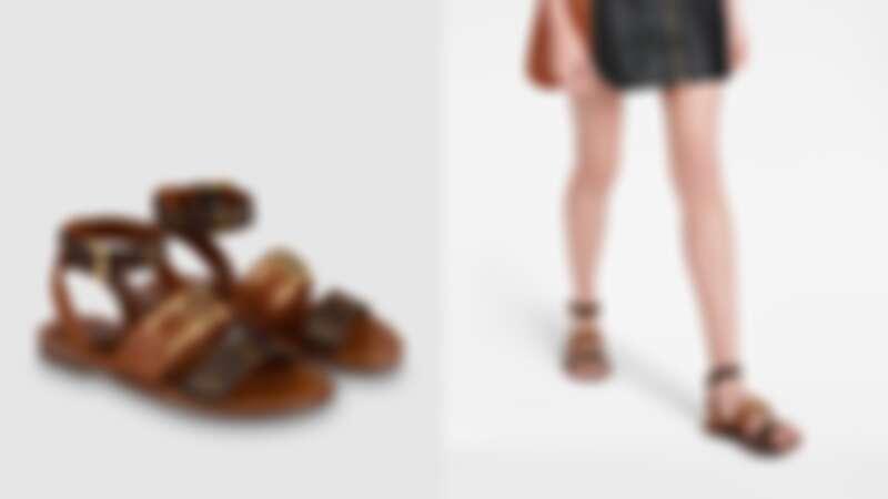 Academy平底涼鞋,NT37,500