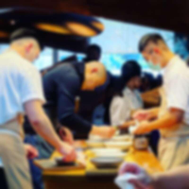 RAW以主廚江振誠的觀點向世界展示「台灣味」。