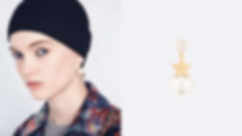 Dior My ABCDior Tribales Étoile耳環(單支),售價NT$8,500