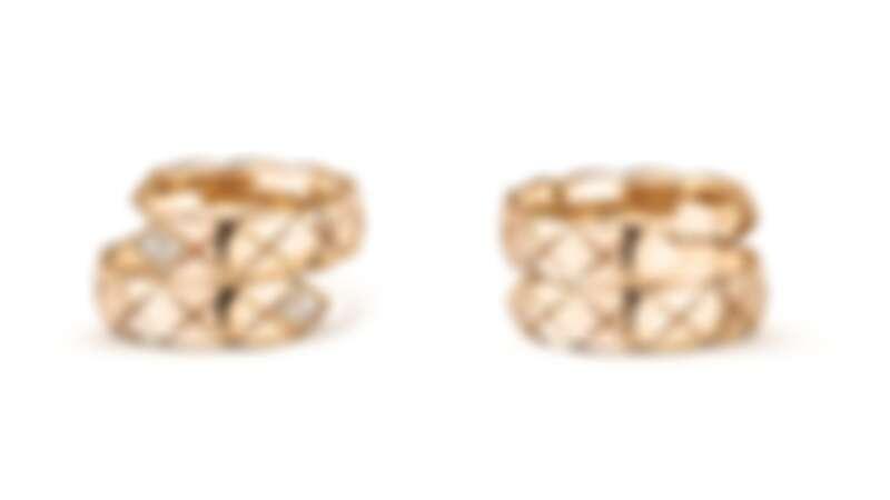 COCO CRUSH TOI ET MOI 戒指 大型款 _ 18K BEIGE 米色金 _ 建議售價NTD 148,000元