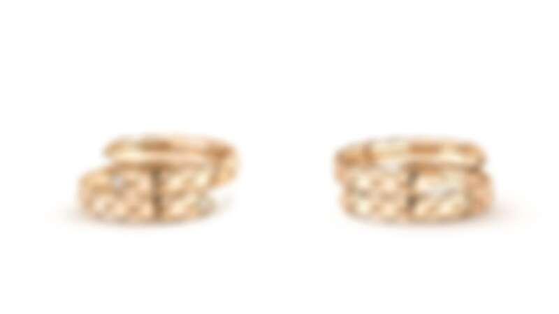 COCO CRUSH TOI ET MOI 戒指 小型款 _ 18K BEIGE 米色金 _ 建議售價NTD 96,000元