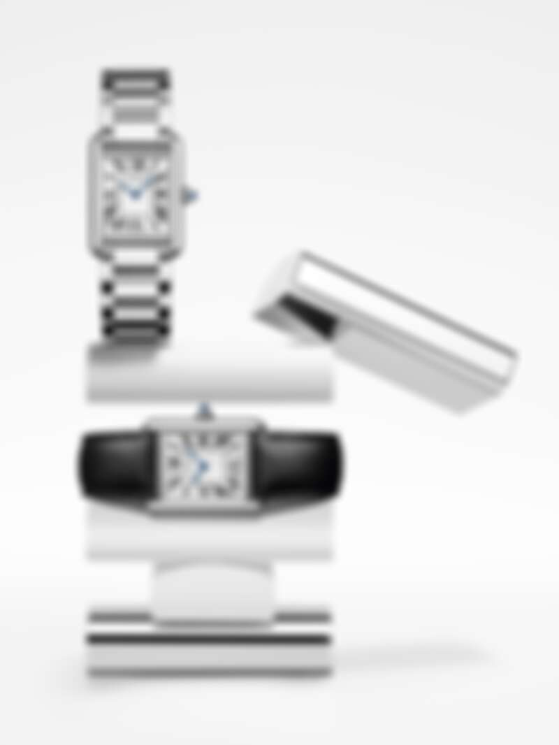 Cartier_Tank Must steel_SizeSM_NT$ 73,500 起跳