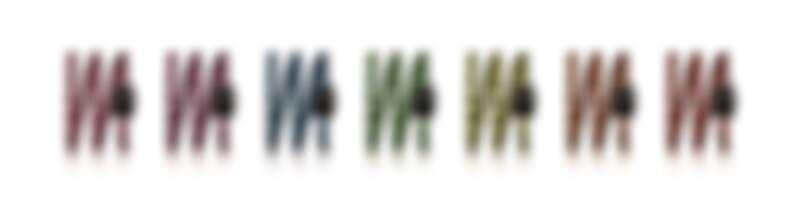 Première Electro Box套組腕錶 限量發行5 套。 7枚Première腕錶。 經黑色ADLC類鑽碳處理的精鋼錶殼,。 精鋼錶背。 精鋼錶冠鑲嵌凸圓形瑪瑙。 黑漆錶盤搭配螢光粉紅、紫色、藍色、綠色、黃色及橘色或紅色