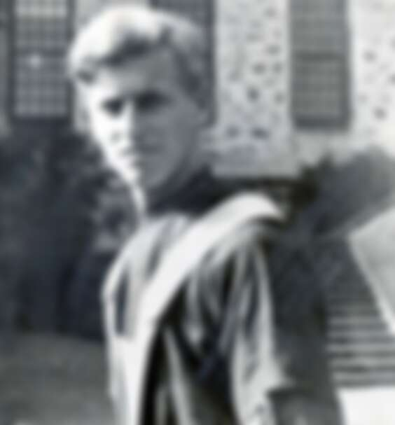 菲利普親王學生時代