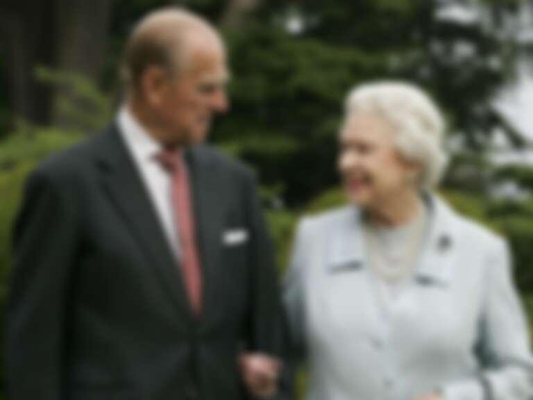 伊麗莎白女王與菲利普親王相愛相惜