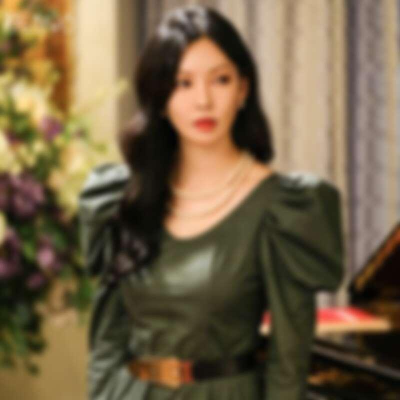 《上流戰爭》金素妍