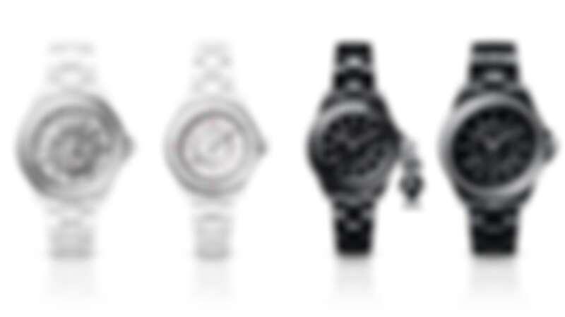 CHANEL J12 全系列 2021年新款手錶