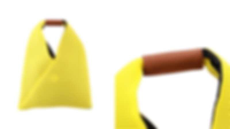 MM6 黃色Japanese Bag ,售價NT$6,380