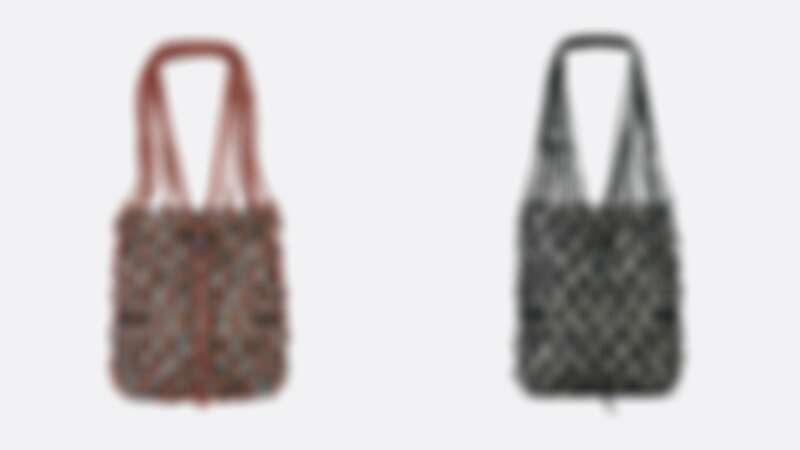 Dior Net Tote輕便袋,售價NT$80,000