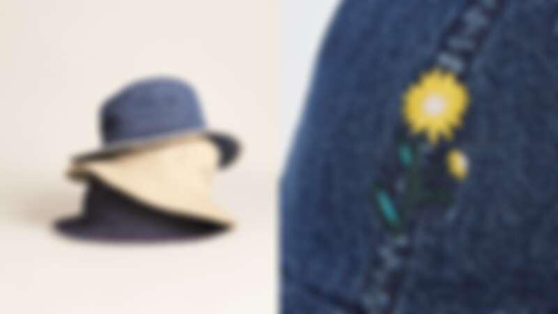 JWA水洗棉質棒球帽 / JWA襪子