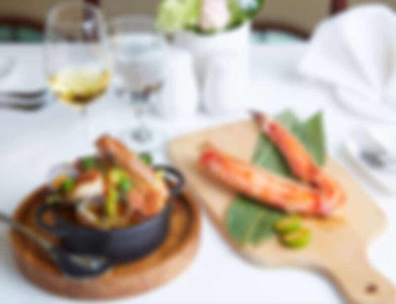 台中中山招待所,老宅預約制法式料理。