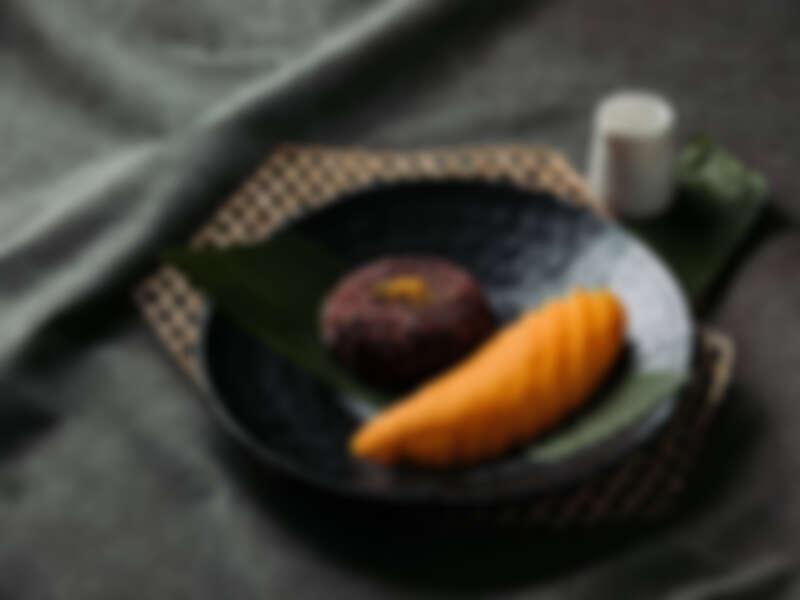 曼谷米其林主廚在台北開設的 Baan 泰式料理餐廳。