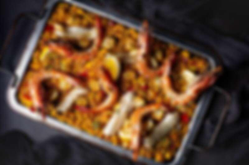 西班牙海鮮烤鍋飯