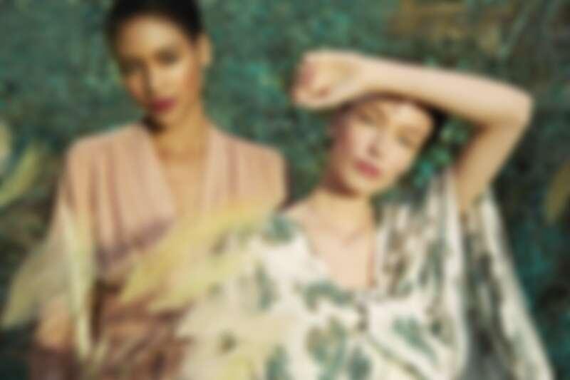梵克雅寶Van Cleef & Arpels新一季Frivole系列生動地勾勒出春風拂來花卉輕巧舞動的意象。