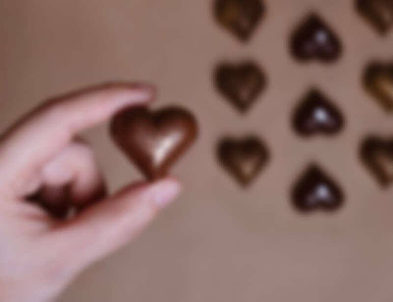 蘭姆酒巧克力。